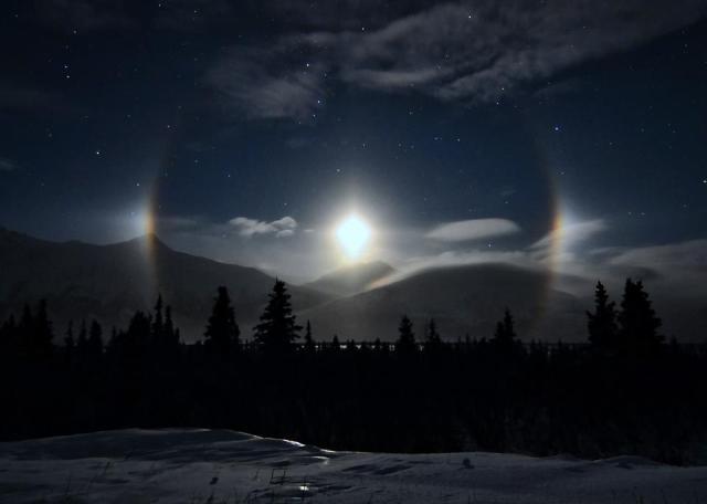 Halos Solares y Lunares Halosolar