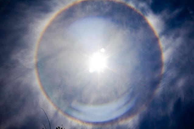 Halos Solares y Lunares Halosolariii