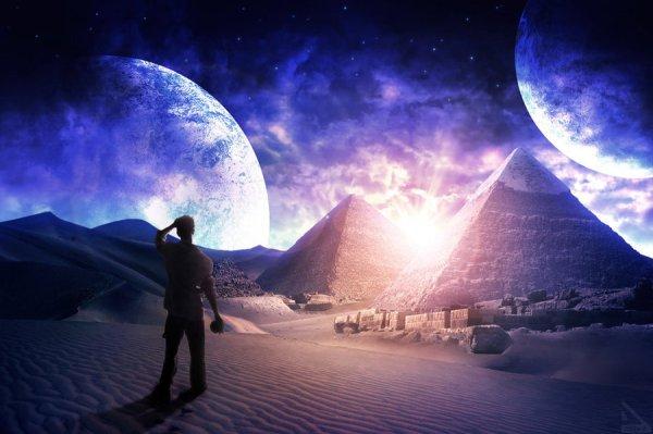 d69ea discovery of a new world by noize b - El Potencial Humano : Capacidades Asombrosas se Encuentran Dormidas en tu Interior
